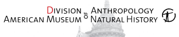 AMNH Division of Anthropology
